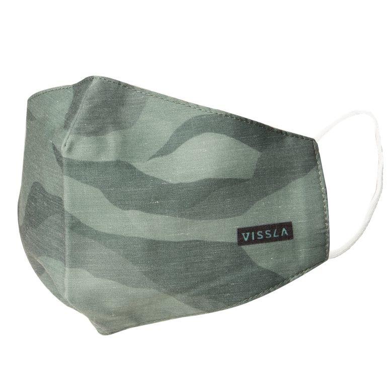 Vissla Vissla - Face Mask (Camo)
