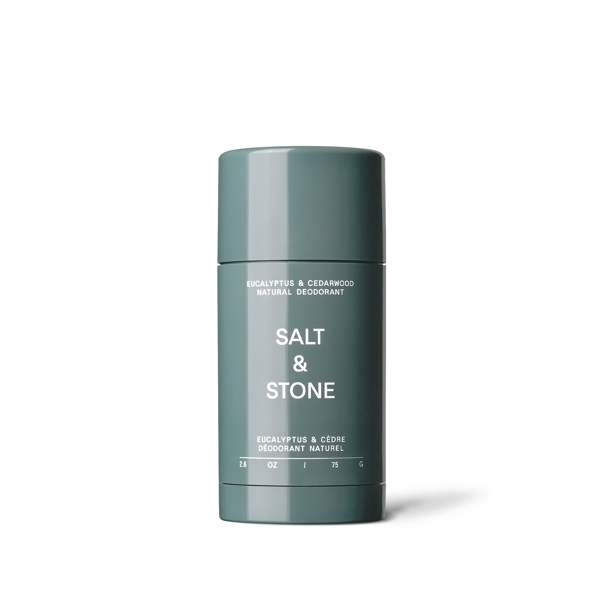 Salt & Stone Salt&Stone - Eucalyptus & Bergamont Deodorant