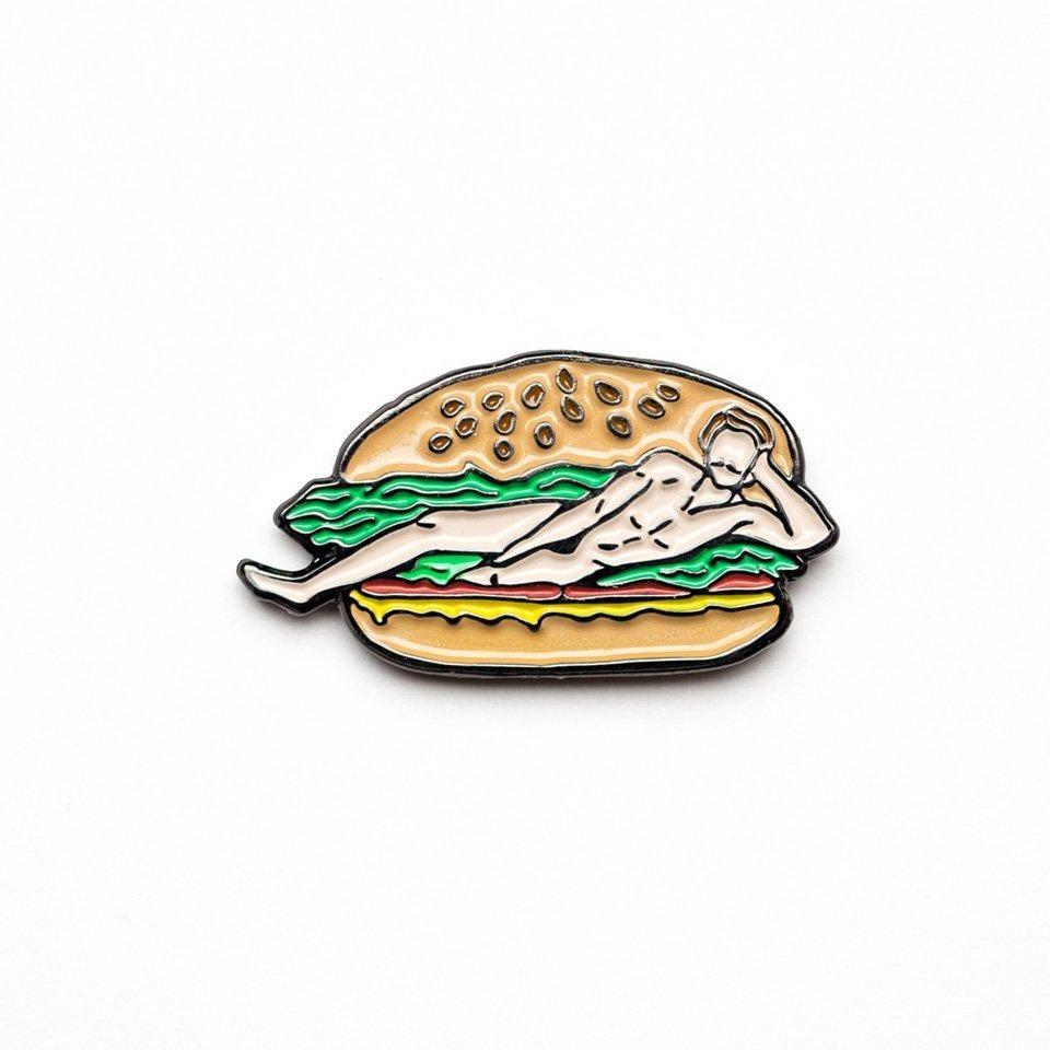 WKNDRS WKNDRS - Manwich Pin