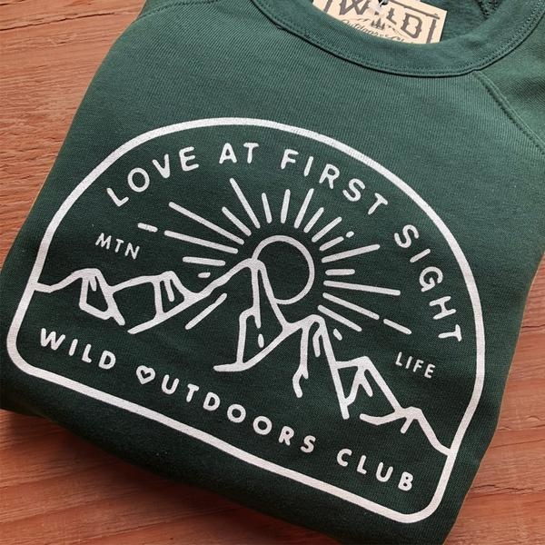 Wild Outdoors Club Wild Outdoors Club - Love At First Sight Crew