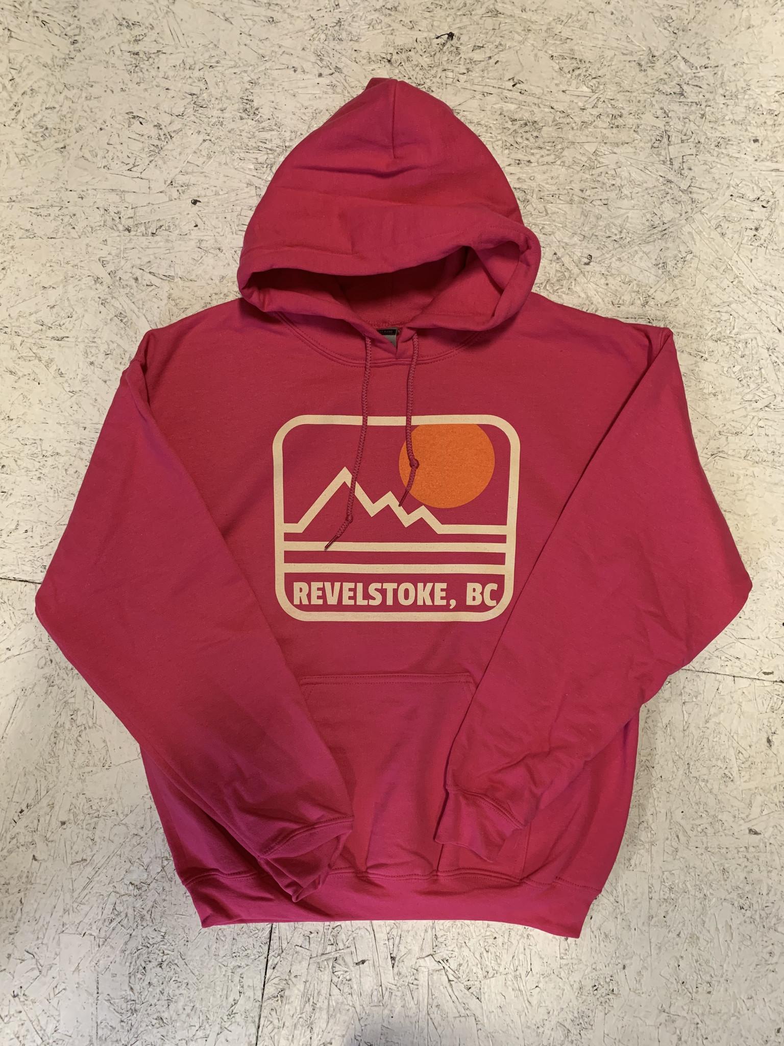 Revelstoke Trading Post Revelstoke - Retro Hoodie