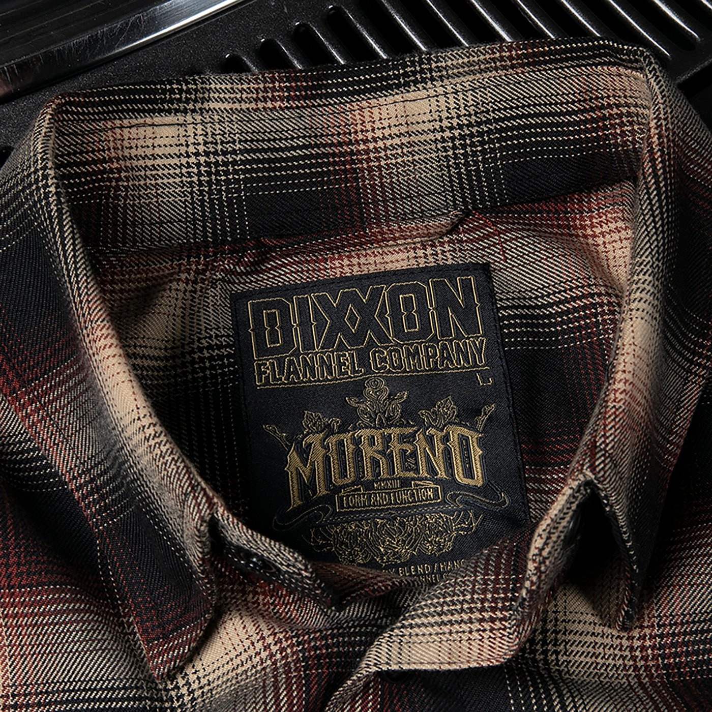 Dixxon Dixxon - Moreno Flannel