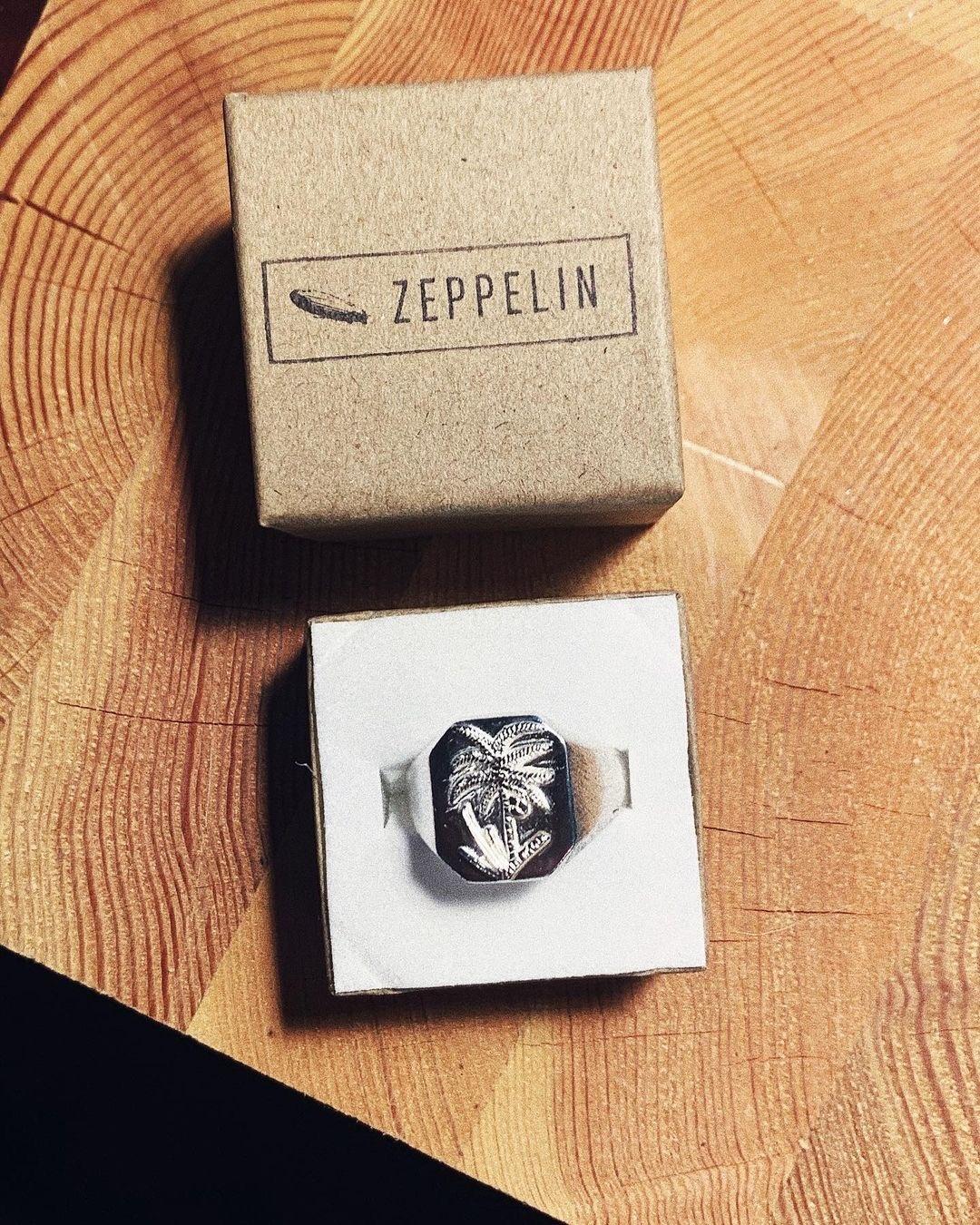 Zeppelin Zeppelin - Palms