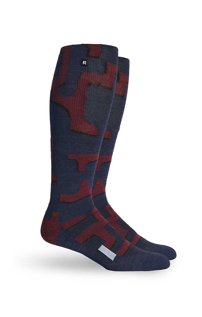 RicherPoorer RicherPoorer - Foxx (Navy/Red)