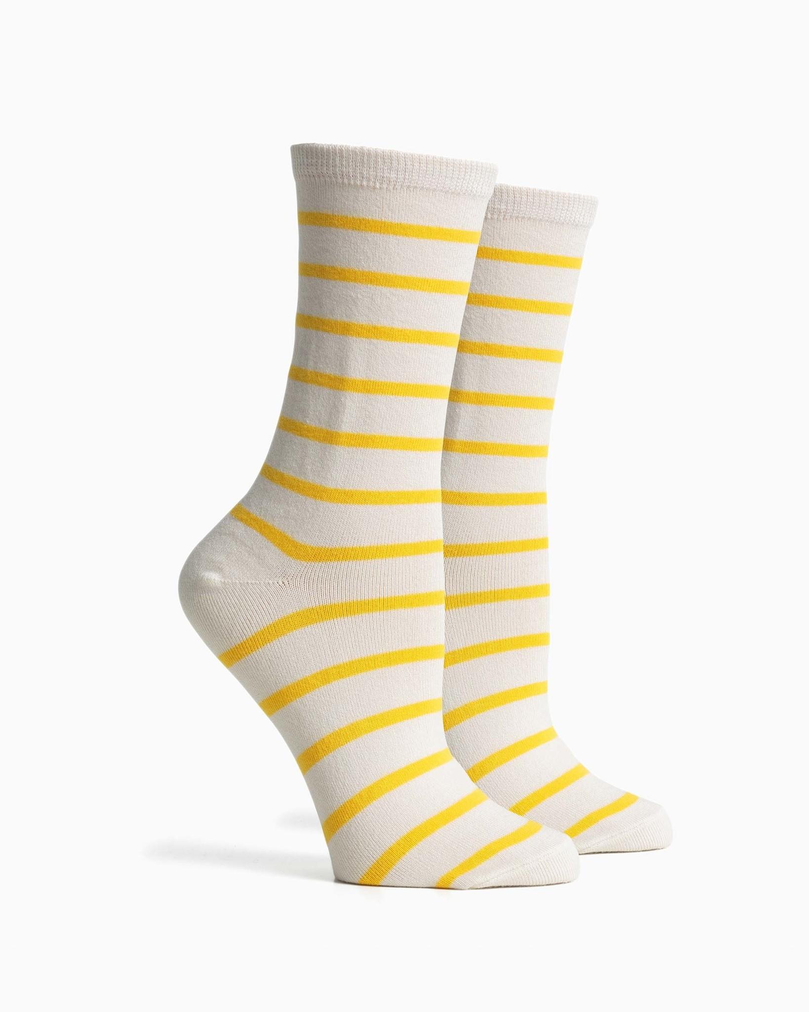 RicherPoorer RicherPoorer - Nora (White/Yellow)