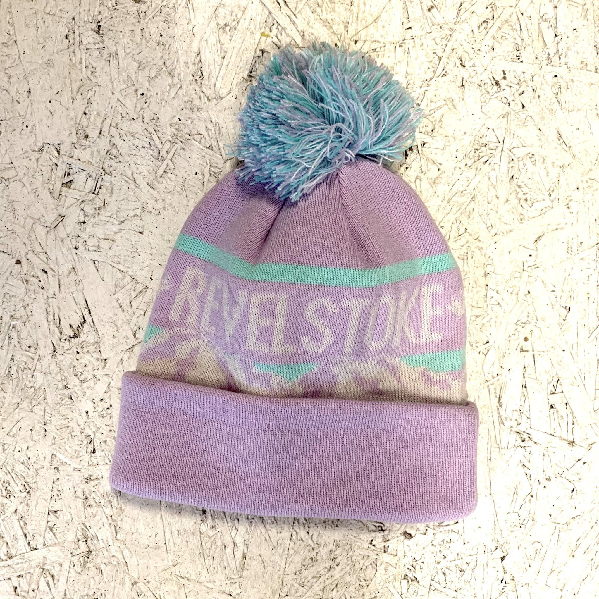 Revelstoke Trading Post Revelstoke - Trading Co Toque (Lavender)