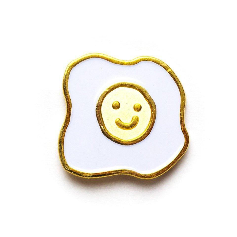 WKNDRS WKNDRS - Always Sunny Gold Pin