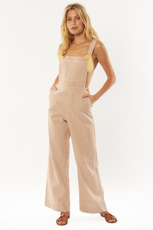 Amuse Society Amuse - Aster Woven Overalls