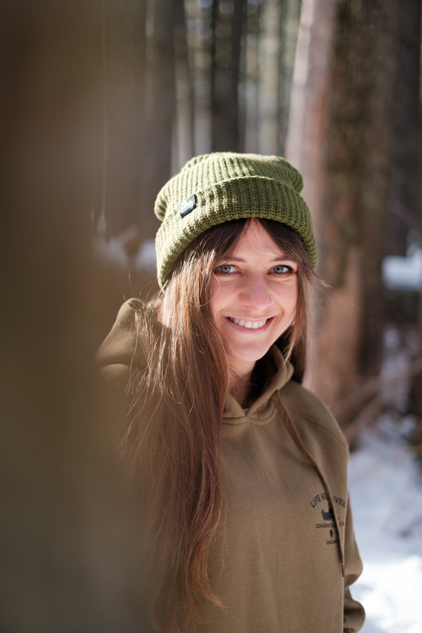 Somewon Collective SomewonCollective - Recycled Toque (Olive)