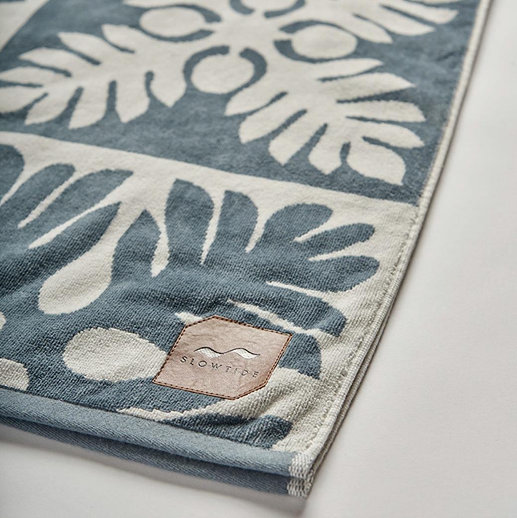 Slowtide Slowtide - Kapena Woven Towel