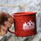 Revelstoke Trading Post Revelstoke Camper Mug (Red)