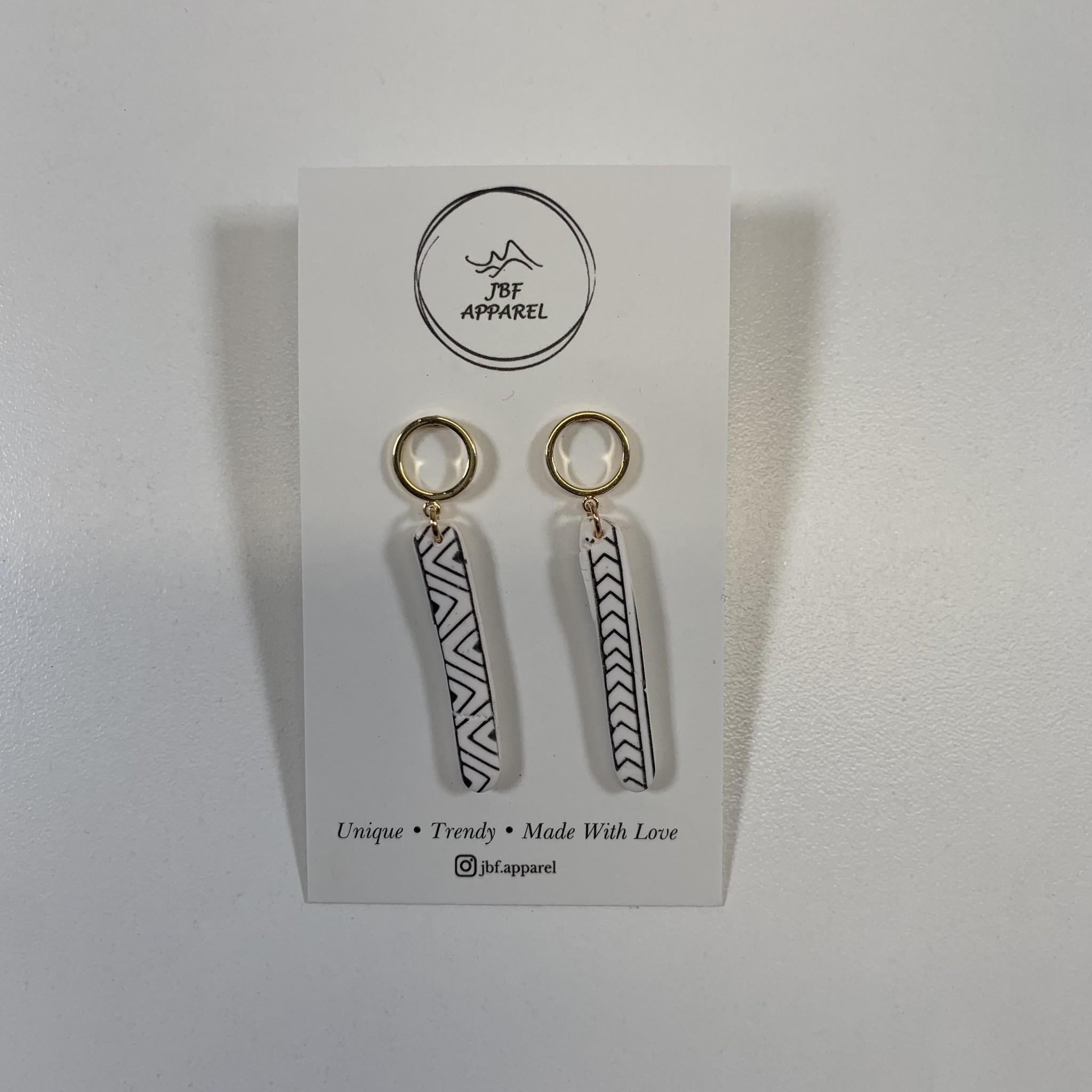 JBF Apparel JBF Apparel - Clay Earring Tribe