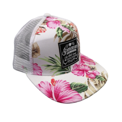 Somewon Collective SomewonCollective - Kids Trucker (Tropical Pink)
