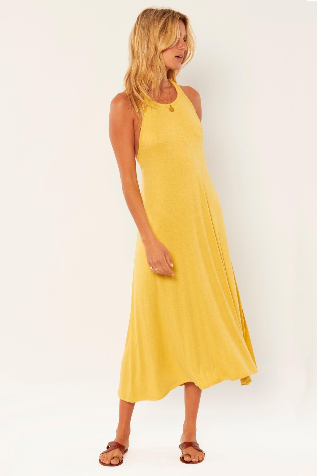 Amuse Society Amuse - Malia Knit Maxi Dress