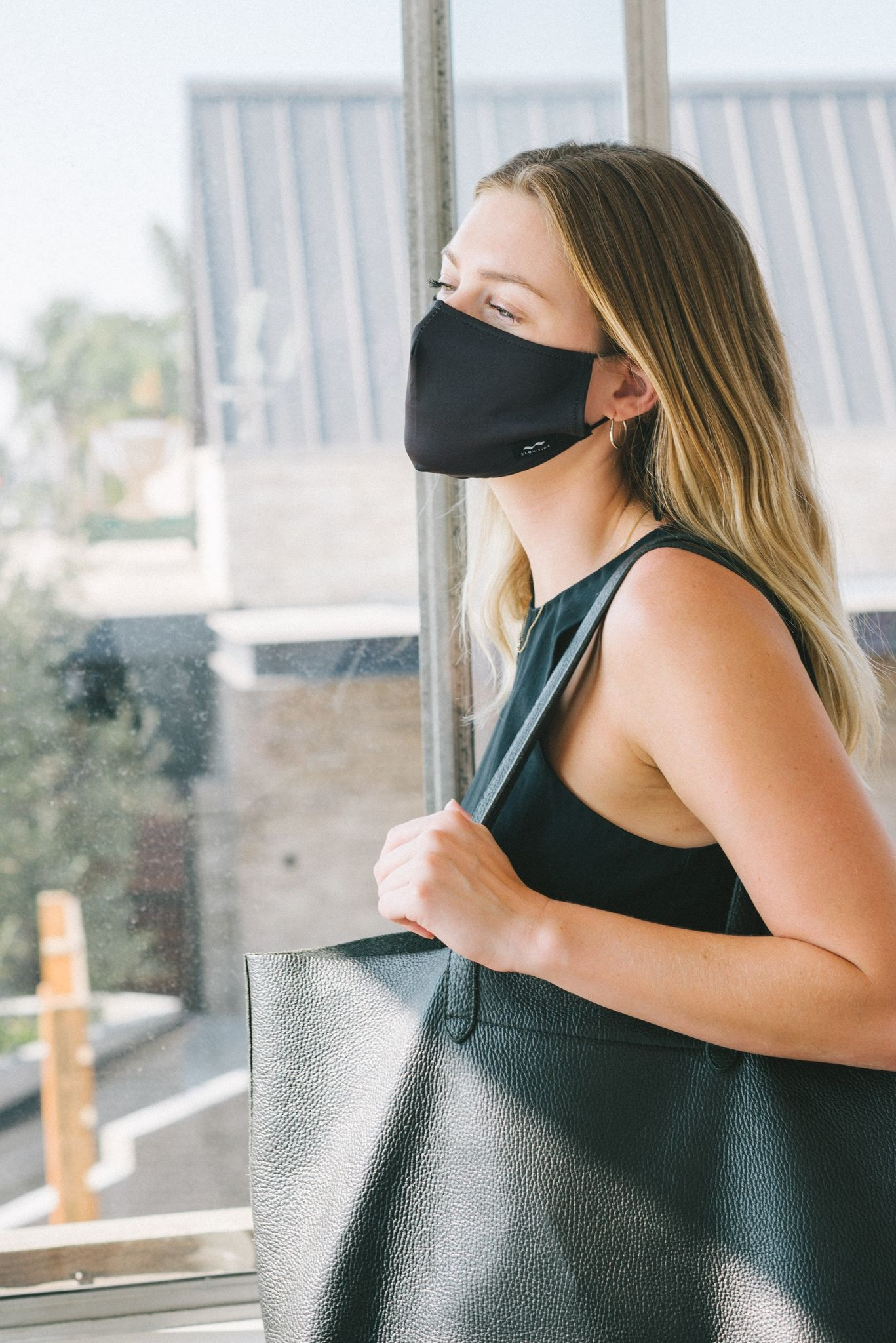 Slowtide Slowtide - Mask (Black)