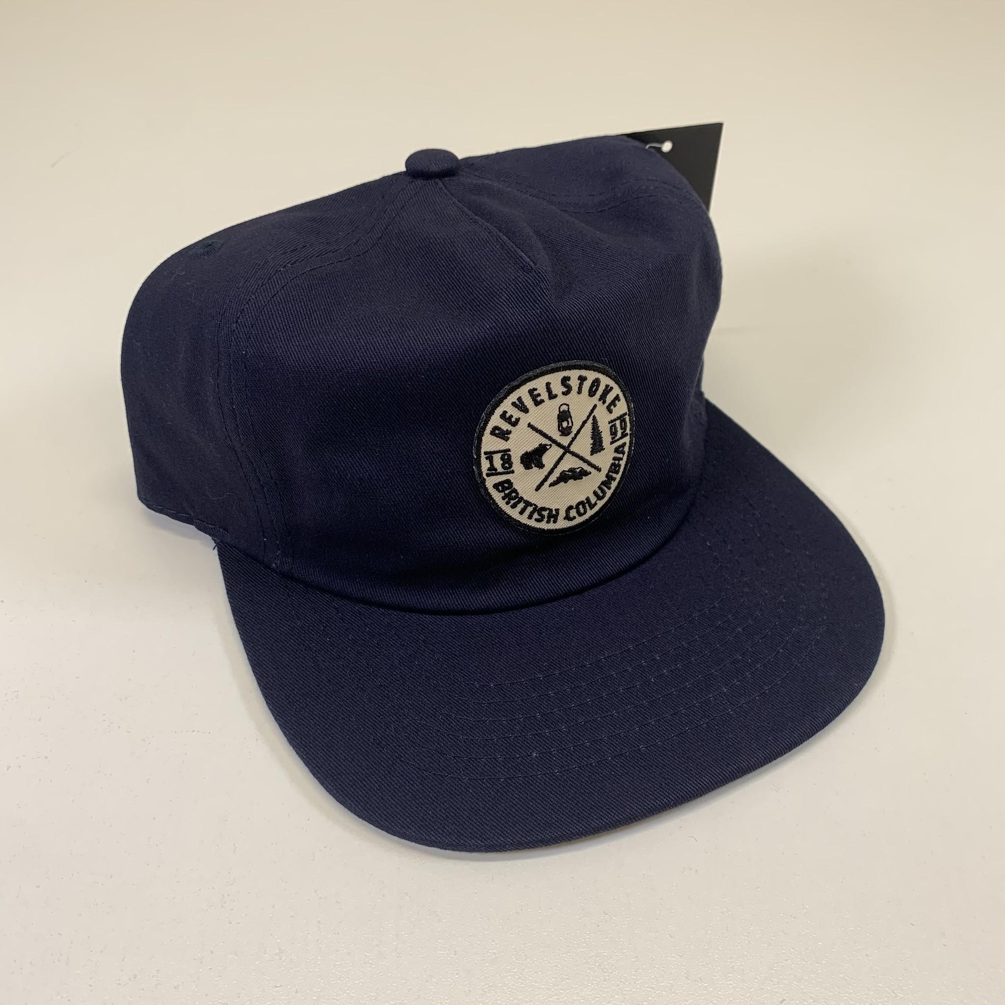 Trading Co. Revelstoke - 1899 Patch Cap (Navy)