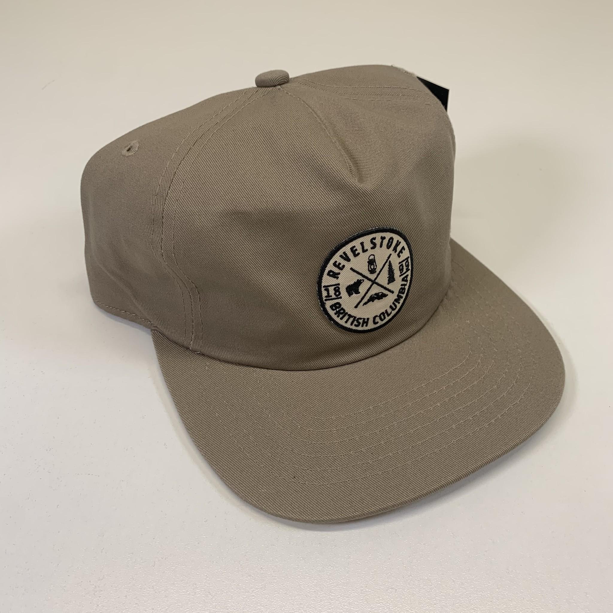 Trading Co. Revelstoke - 1899 Patch Cap (Khaki)