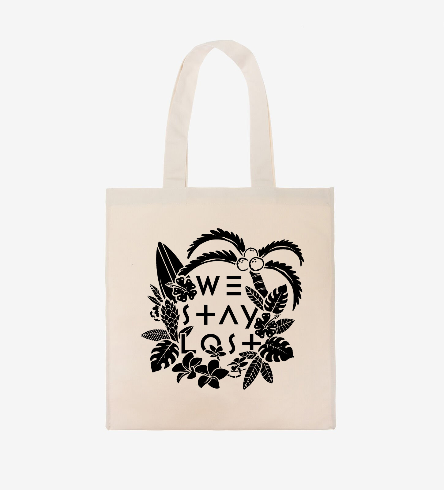 We Stay Lost We Stay Lost - Canvas Tote
