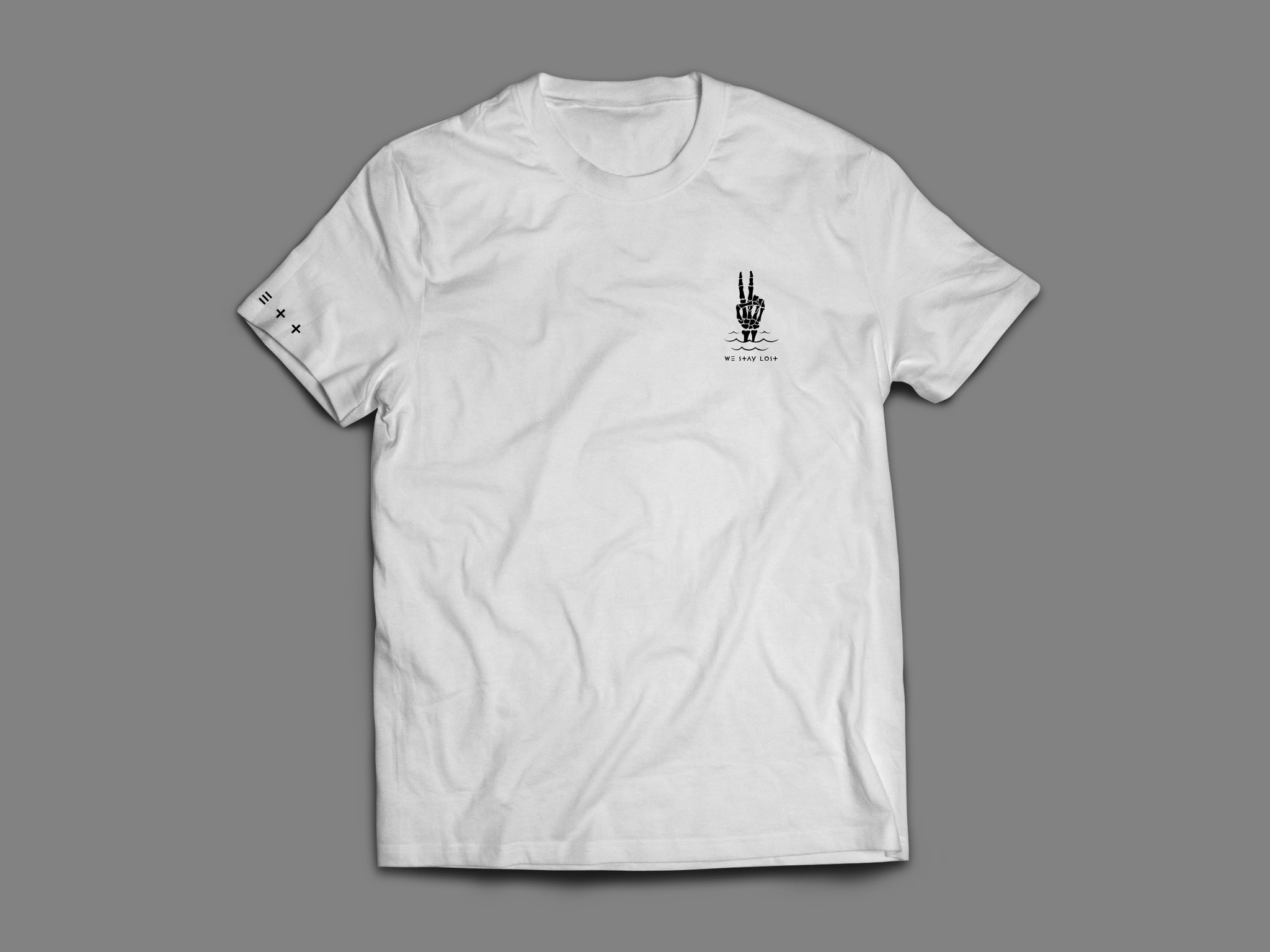 We Stay Lost We Stay Lost - Peace Tee