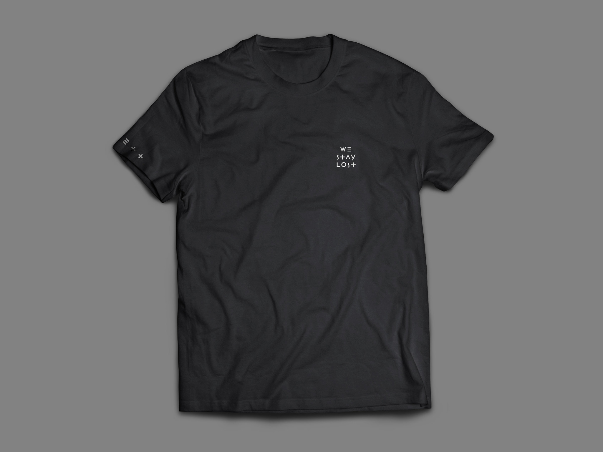 We Stay Lost We Stay Lost - Working Remote Tee