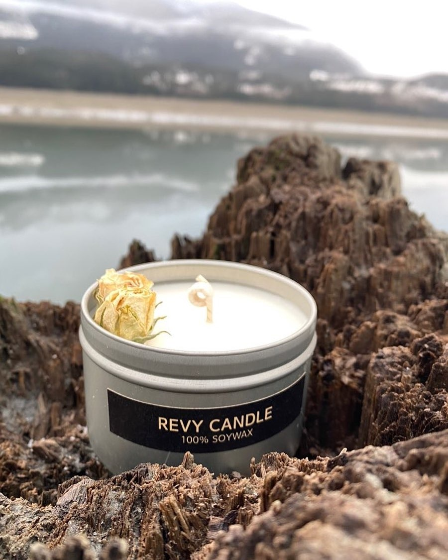 Revy Candle Revy Candle - Rose