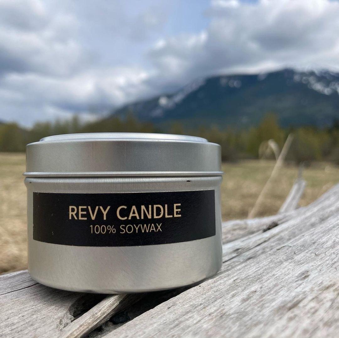 Revy Candle Revy Candle - Eucalyptus/Spearmint Tin