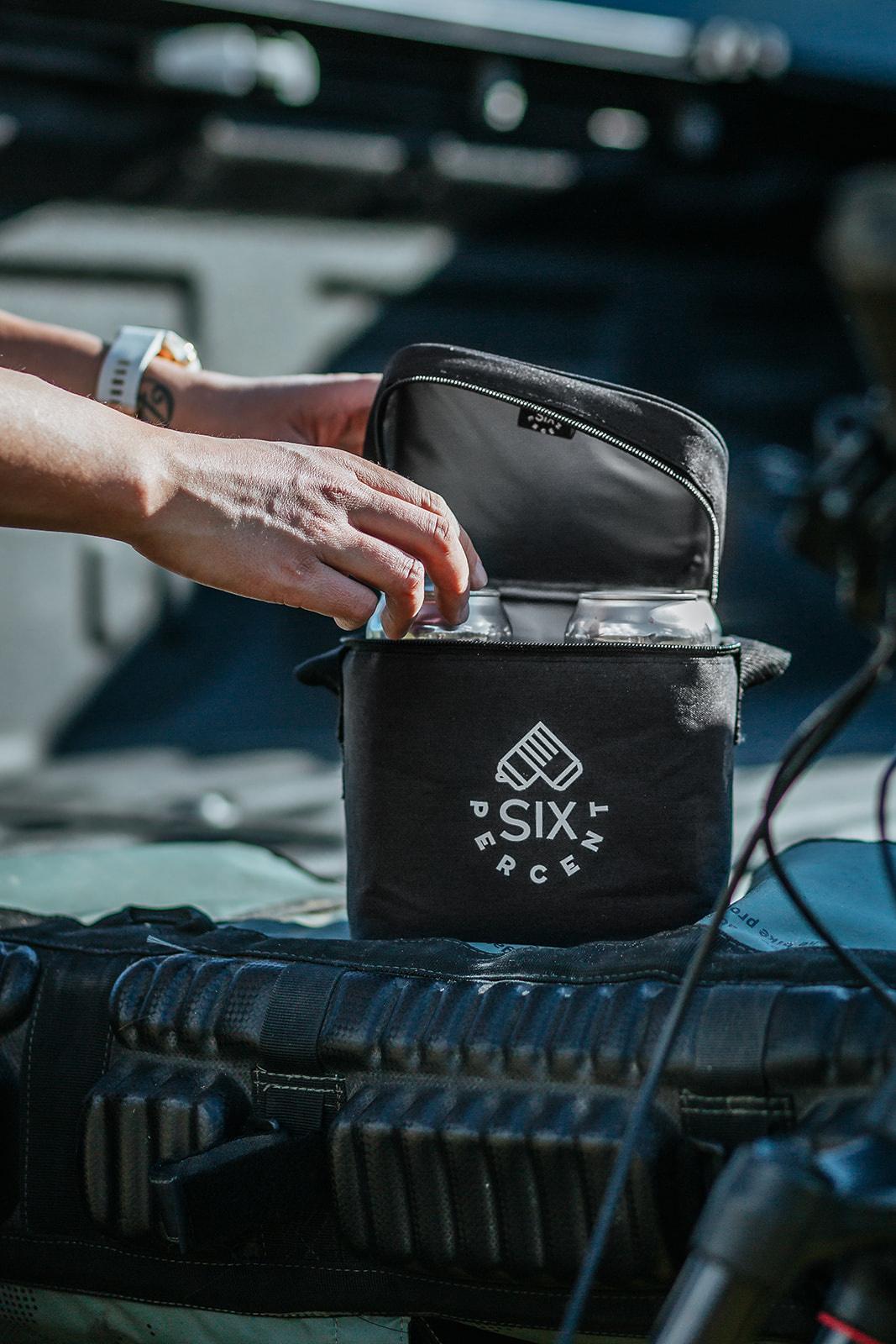 Six Per Cent SixPercent - Apres Cooler Bag & Ice Pack