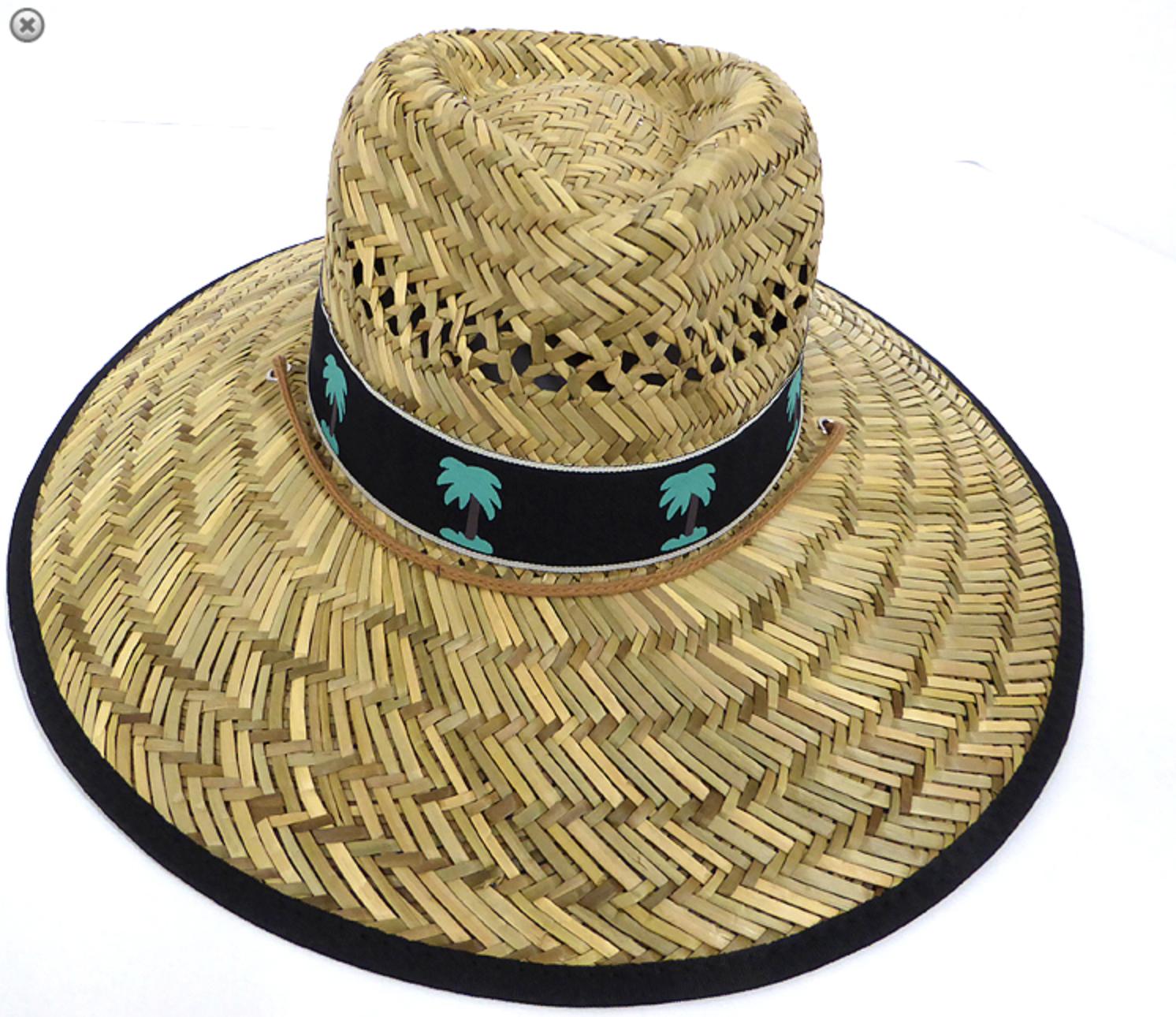 Revelstoke Trading Post Tropical Straw Hat
