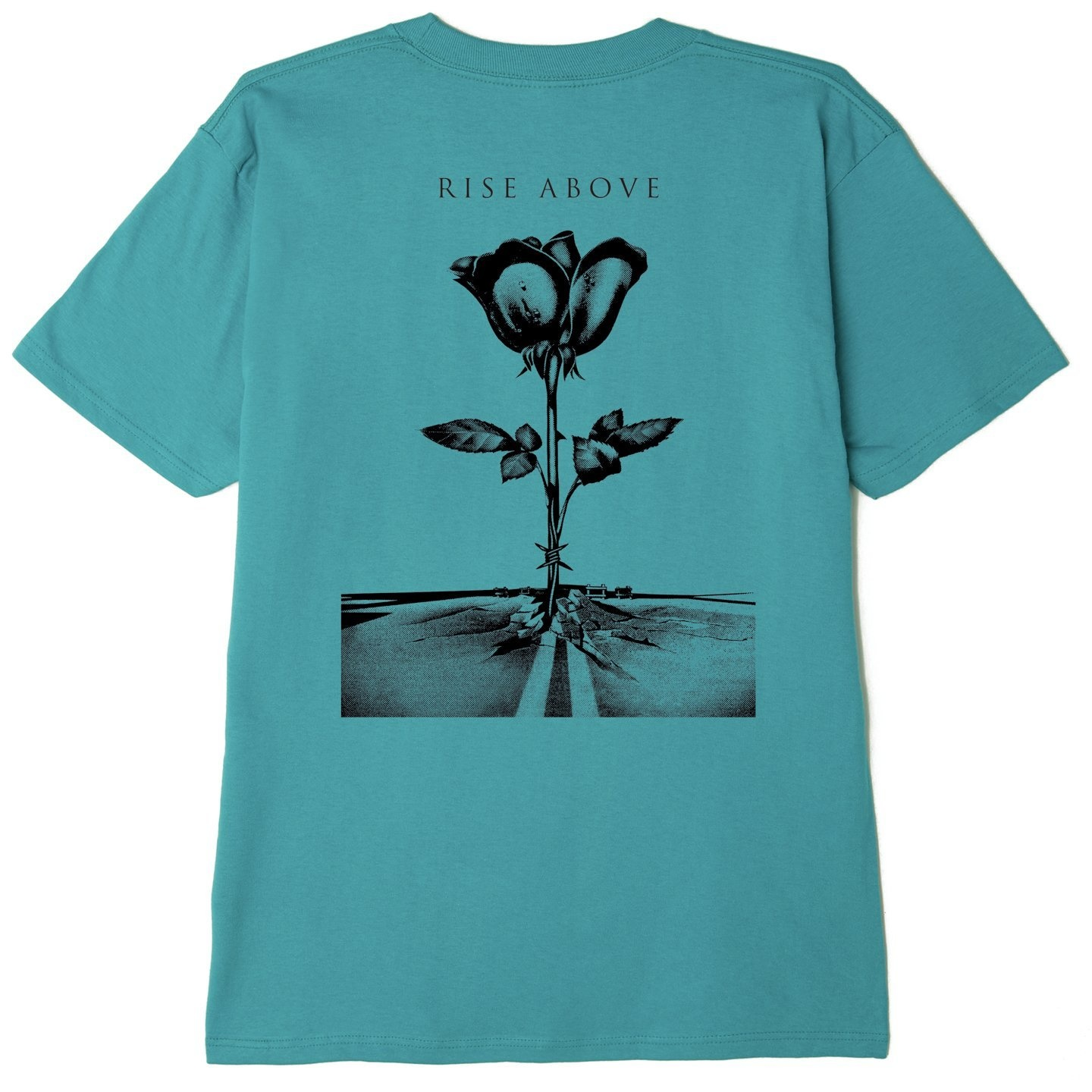 Obey Obey - Rise Above Rose Classic Tee