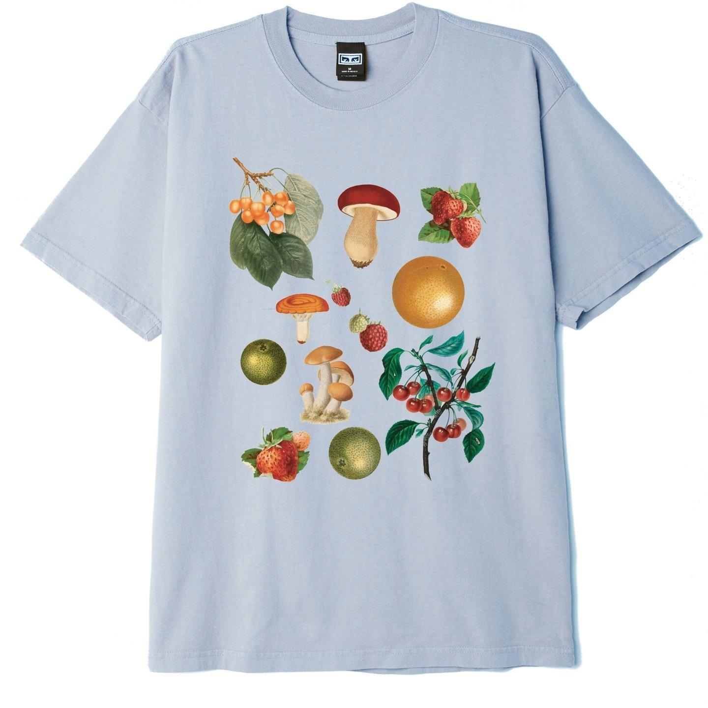 Obey Obey - Fruits & Mushrooms Heavyweight Tee