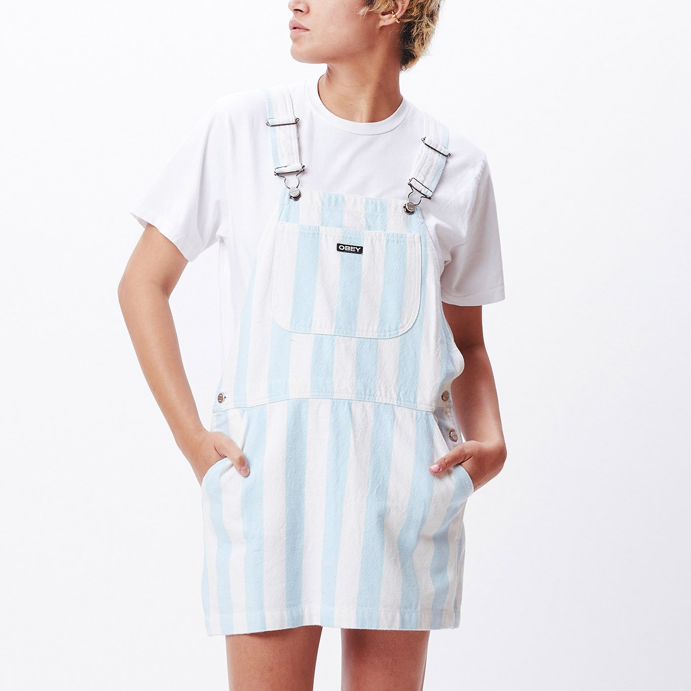 Obey Obey - Rex Overall Dress