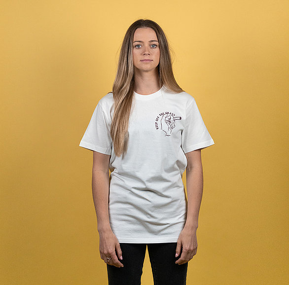 Loose Clothing Loose - Keep Off The Grass Tee