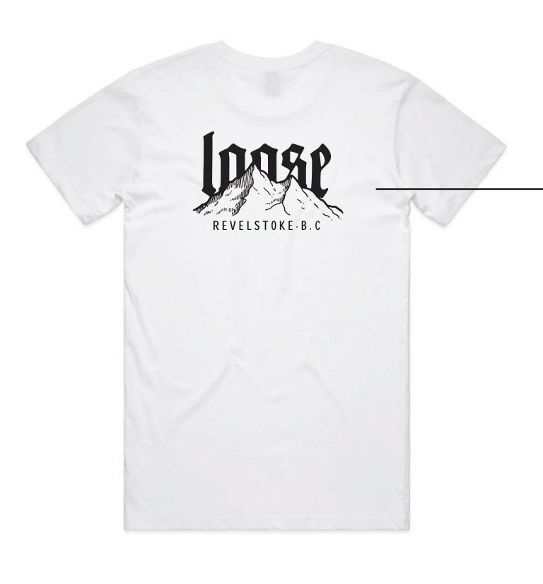 Loose Clothing Loose - Revelstoke Tee