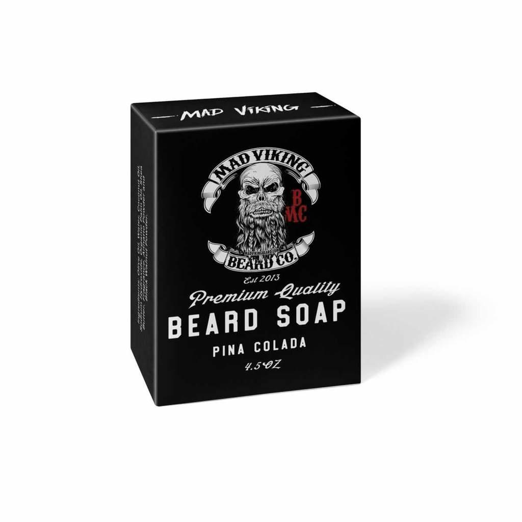 Mad Viking Beard Co. Mad Viking - Pina Colada Bar Soap