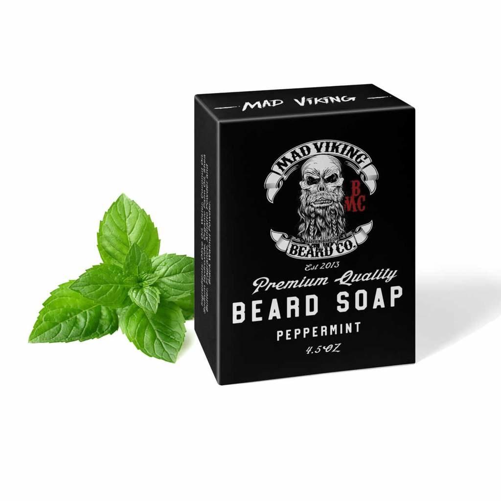 Mad Viking Beard Co. Mad Viking - Peppermind Bar Soap