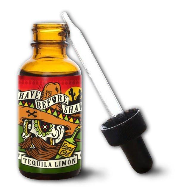 Grave Before Shave Grave Before Shave - Tequila Lemon Beard Oil