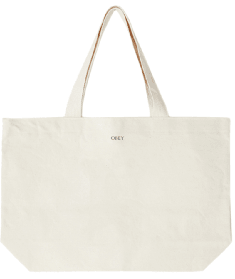 Obey Obey - Scream Tote (Natural)