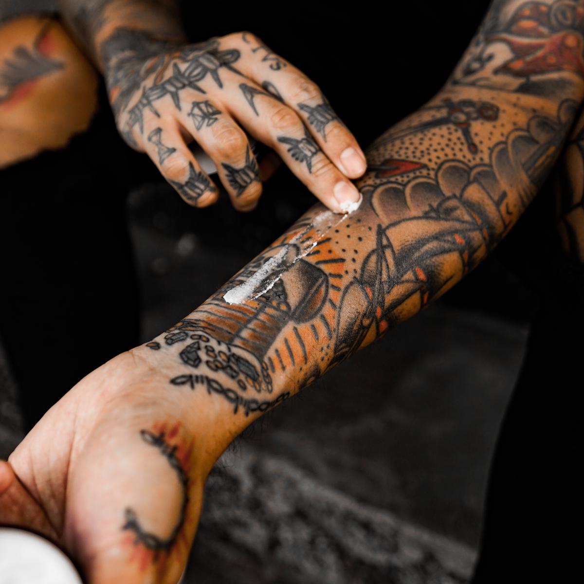 Mad Rabbit Mad Rabbit - Tattoo Balm (Frankincense&Lavender)