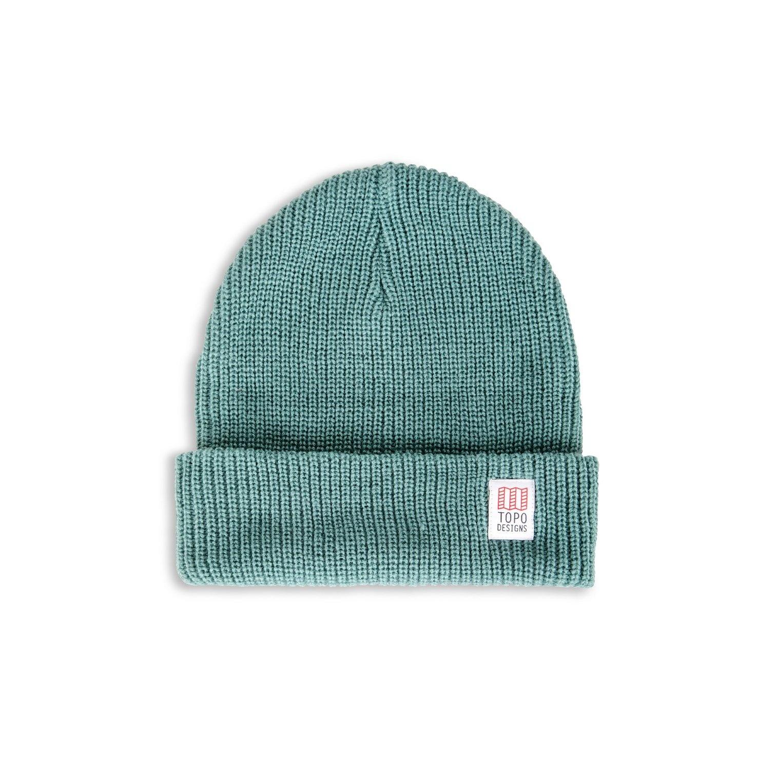 Topo Designs TOPO - Watch Cap (Slate)