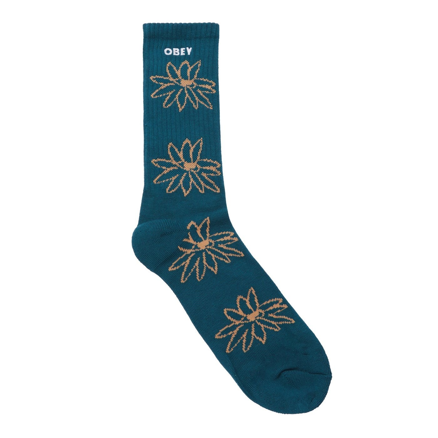Obey Obey - Natty Socks (Deep Ocean)