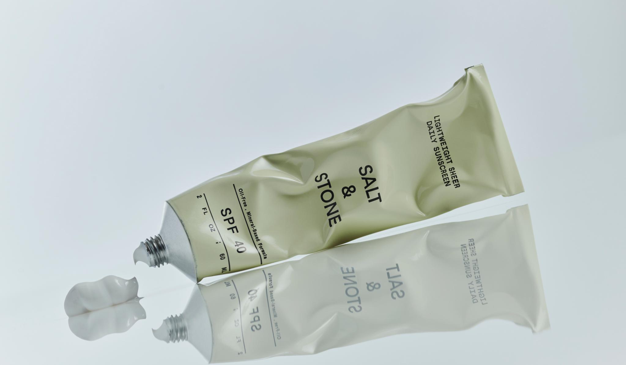 Salt & Stone Salt&Stone - Lightweight Sheer Sunscreen SPF40