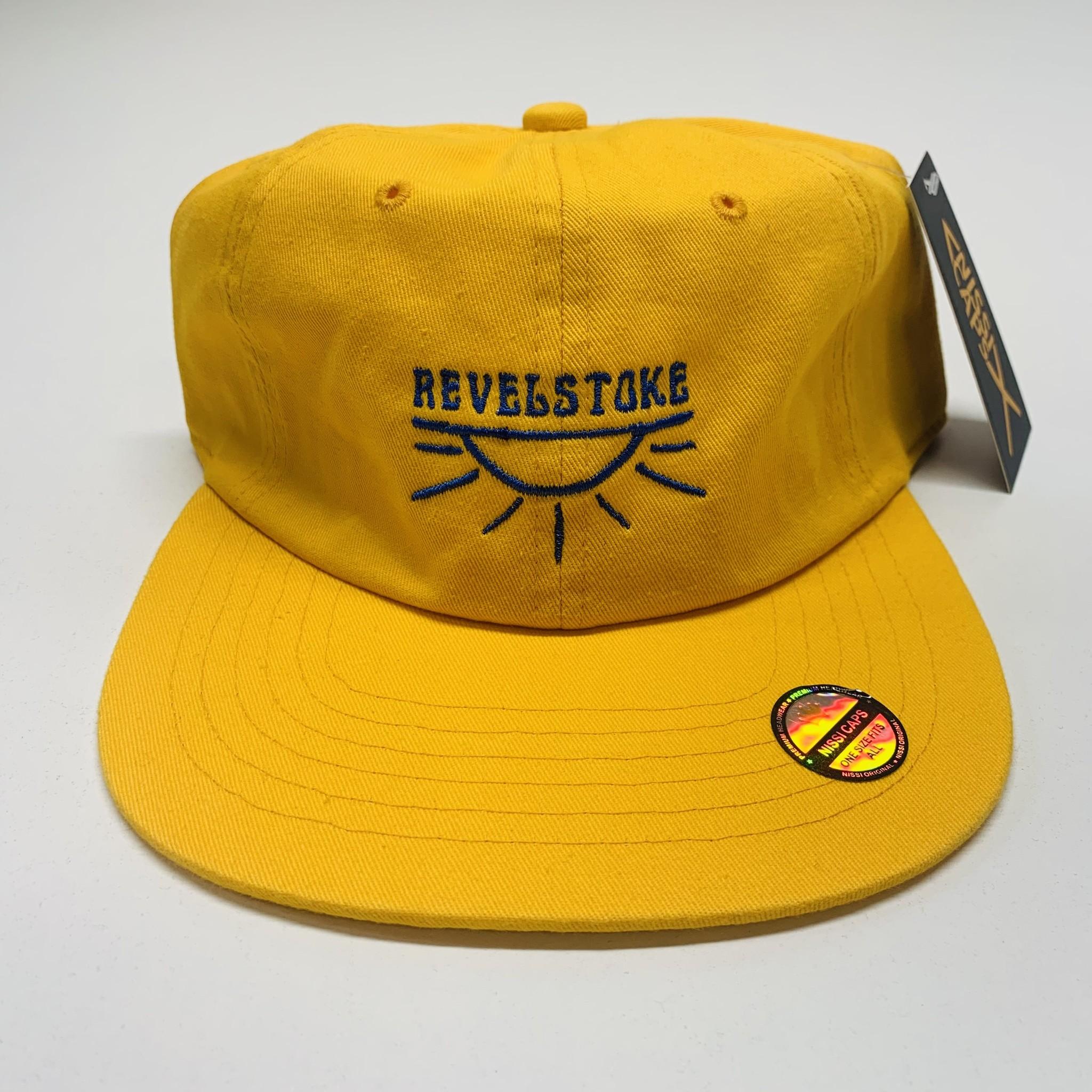 Trading Co. Revelstoke - Over Easy Cap (Yellow)