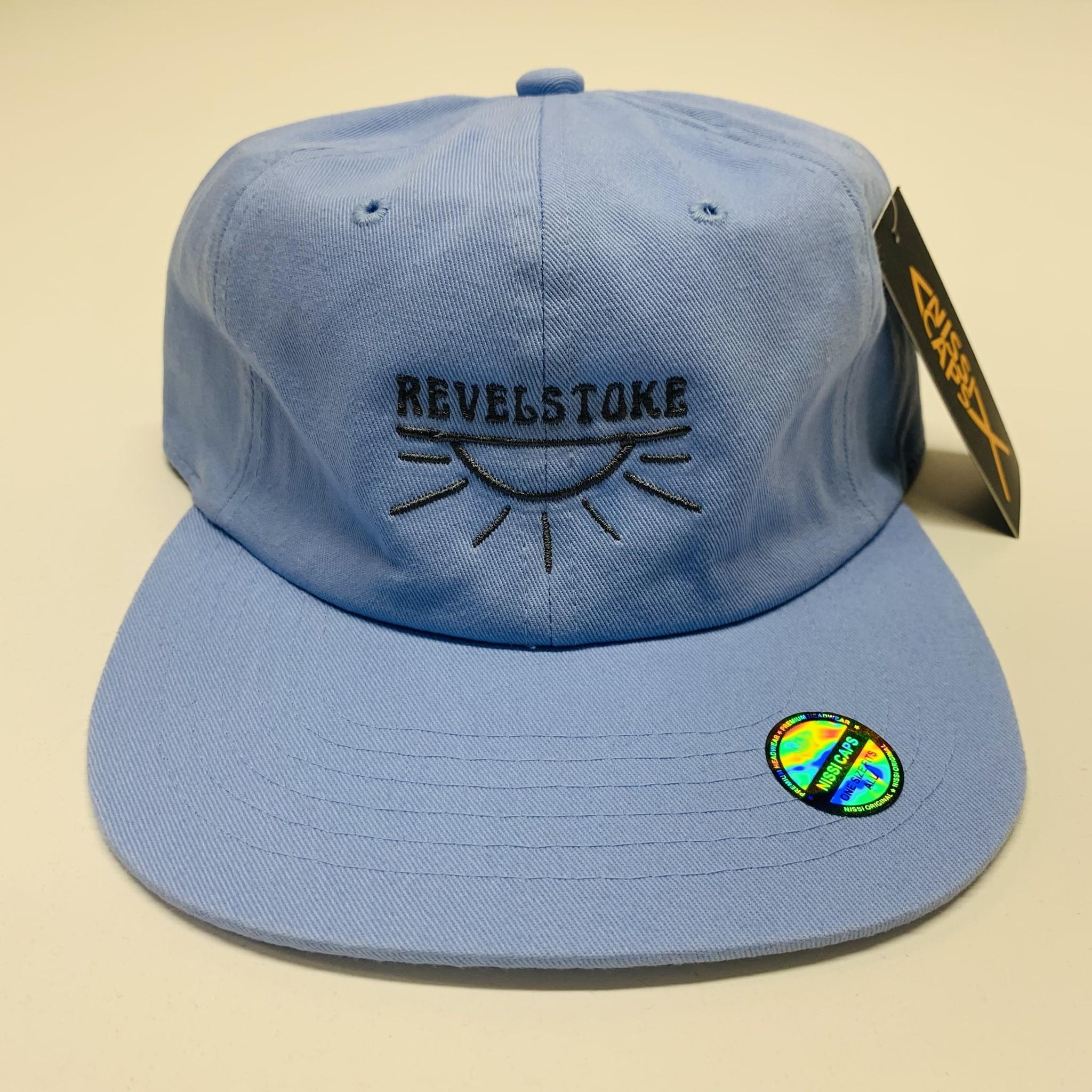 Trading Co. Revelstoke - Over Easy Cap (Sky)