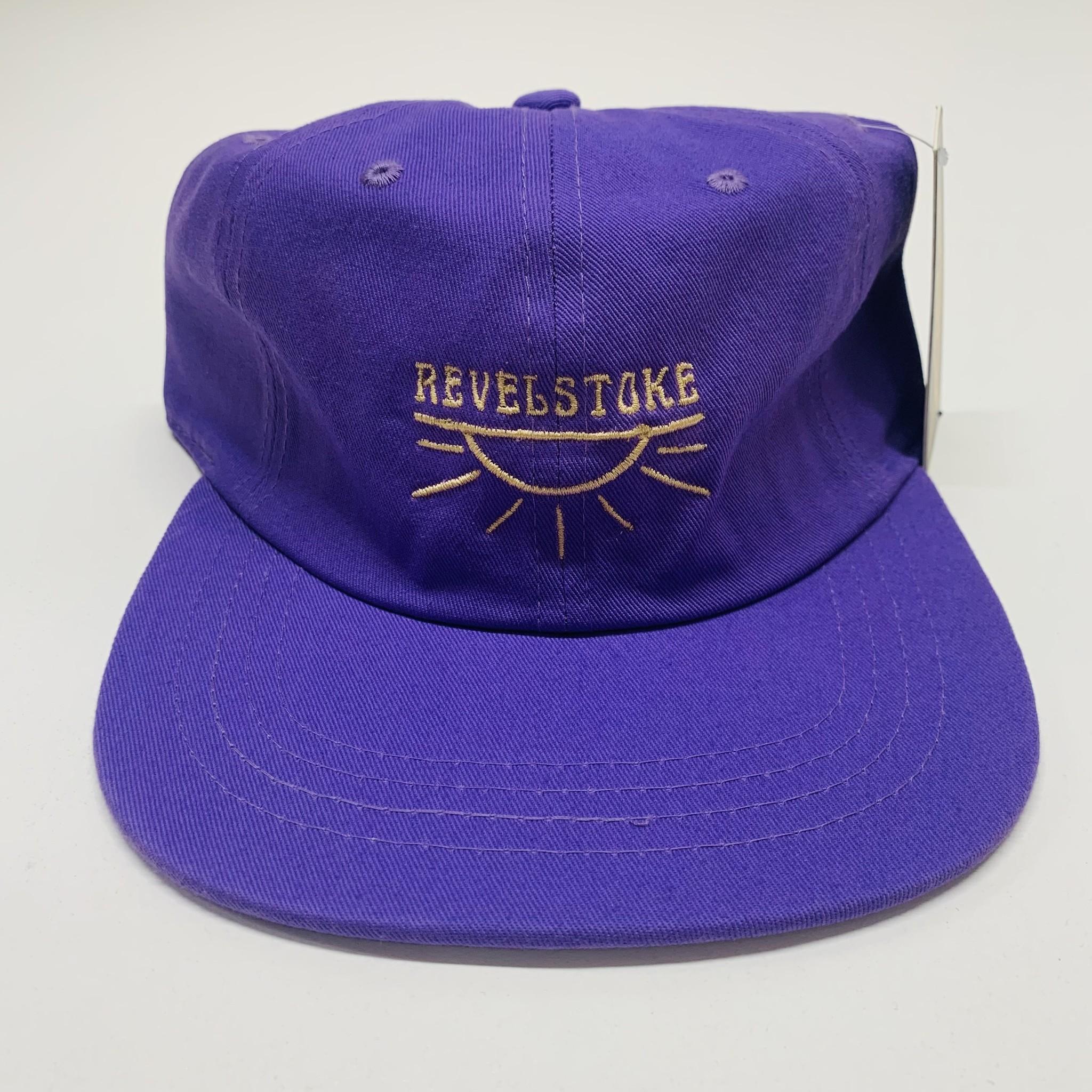 Trading Co. Revelstoke - Over Easy Cap (Deep Purple)