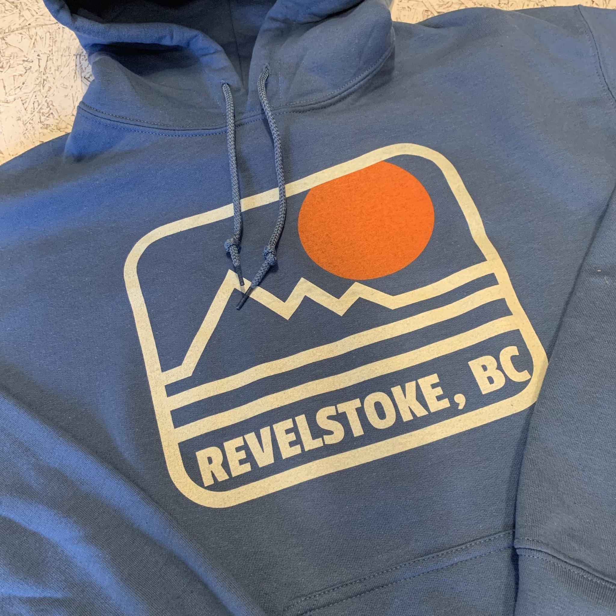 Trading Co. Revelstoke - Retro Hoodie