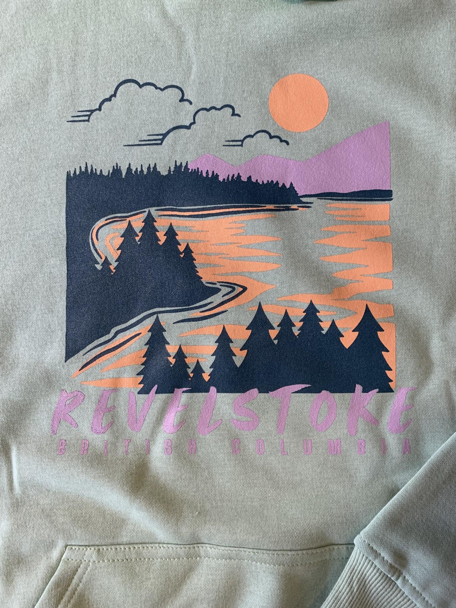 Trading Co. Revelstoke - The Columbia Hood
