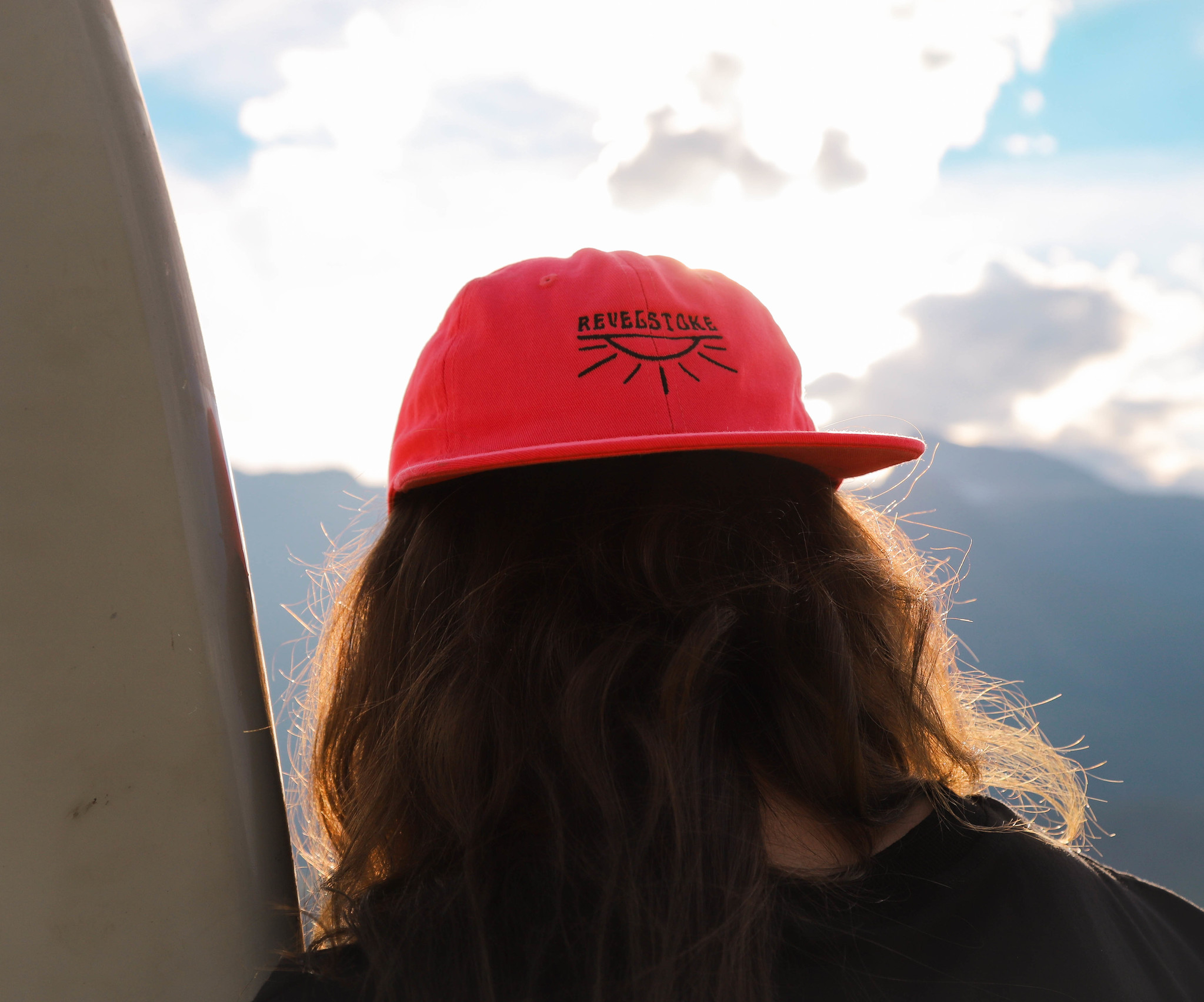 Trading Co. Revelstoke - Over Easy Cap (Pink)