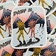 Trading Co. Sunny People Sticker