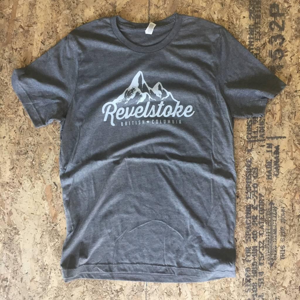 Revelstoke Trading Post Revelstoke - Mountain Script Tee