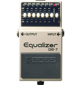 Boss Boss GE-7  7 Band Graphic Equalizer